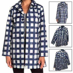 Kate Spade Women Casual Wear Long Sleeve Grid Prin